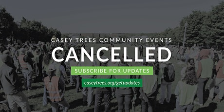 [CANCELLED] Citizen Science: Park Inventory at Constitution Gardens tickets