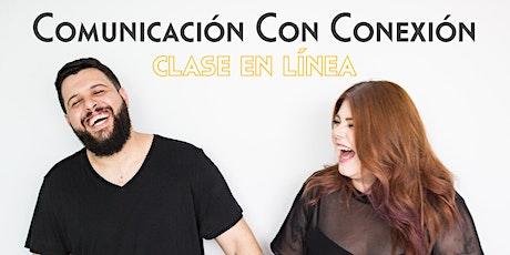 Comunicación Con Conexión - EN LÍNEA entradas