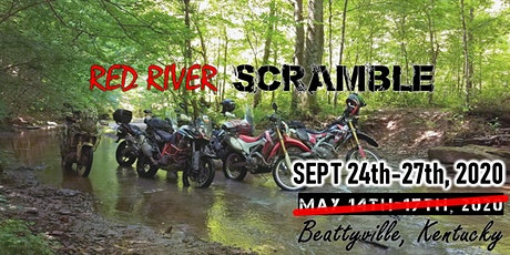 Red River Scramble 2020 tickets