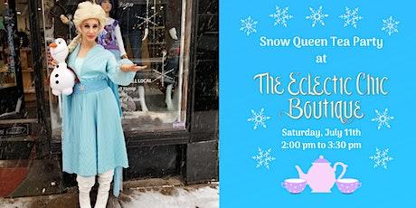 Snow Queen Tea Party tickets