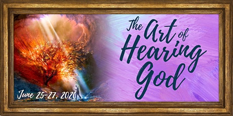 Art of Hearing God - Streams Ministry International, Inc. tickets