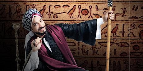 Egyptian Dance Workshop with Kareem Gad !! ws4 Nubian style tickets