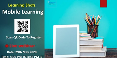 Learning Shots: Mobile Learning tickets