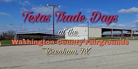 Brenham Christmas Market | Texas Trade Days tickets