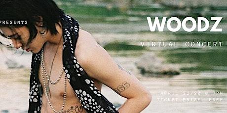 Woodz online concert tickets
