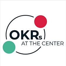 OKRs AT THE CENTER logo