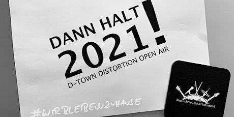 D-Town Distortion Open Air 2020 ** ABGESAGT // CANCELED ** Tickets