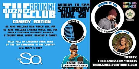 The Bizznez Brunch Club, Comedy Editon! Bournemouth tickets