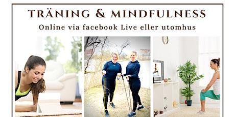 Träning & Mindfulness biljetter