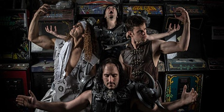 Powerglove // Immortal Guardian tickets