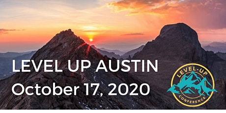 2020 Level Up Austin tickets