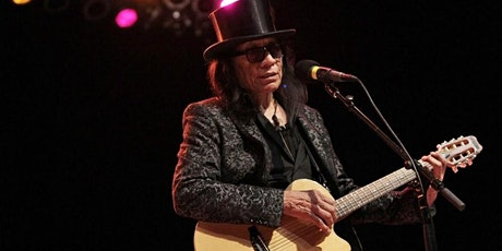 "Rodriguez: ""Sugar Man is Back!"" tickets"