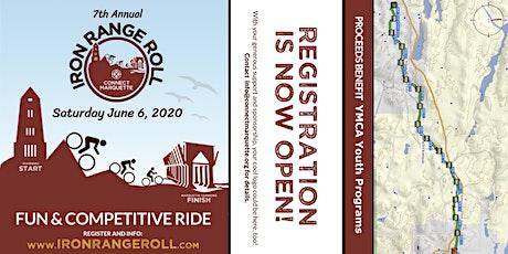 Iron Range Roll 2020 tickets