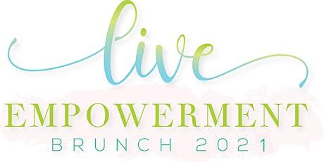 Live Empowerment Brunch 2020 tickets