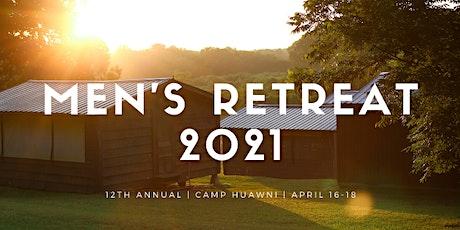 Mens Retreat 2021 tickets