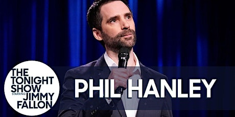 Phil Hanley from Comedy Central, Late Night with Seth Meyers and @midnight tickets