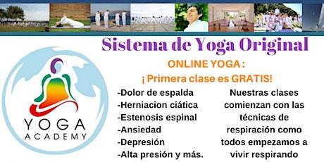 ONLINE YOGA : Sistema de Yoga Original! México, Guadalajara, Jalisco boletos