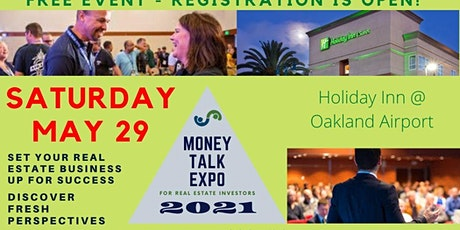 MONEY TALK EXPO 2021 For Real Estate Investors (POSPONED) tickets