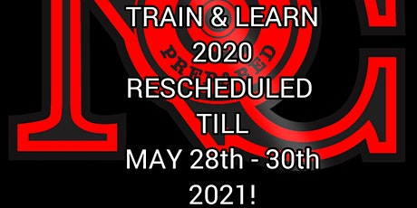 NOC 2nd Annual Train and Learn Event 2021 tickets