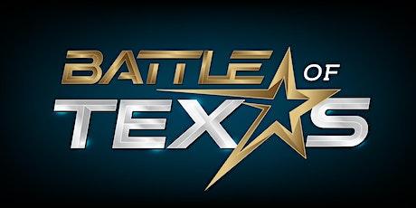 2020 BATTLE OF TX: NPC COMPETITOR REGISTRATION  tickets