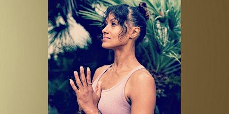 Shanti Hot Yoga Live Interactive Vinyasa Flow Int/Adv with Ivorie tickets