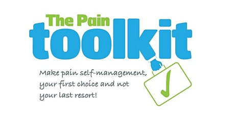 Pain Toolkit ONLINE Workshop, for me people living with long-term pain tickets