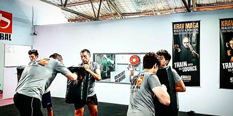Adult Krav Maga Classes with KMG tickets