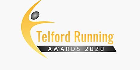 Telford Running Awards 2020 tickets