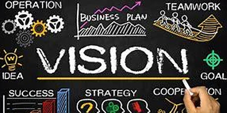 Building your business vision and goals - online workshop tickets
