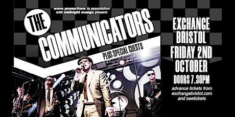 The Communicators tickets