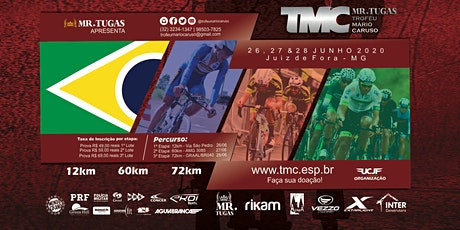 TMC - Troféu Mário Caruso de Ciclismo de Estrada 2 ingressos