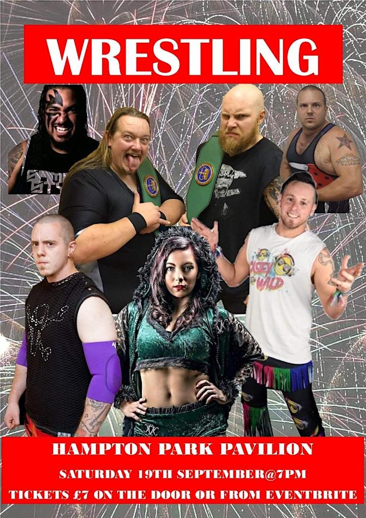 Ring Wrestling Stars Live image