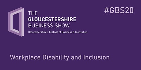 Workplace Disability and Inclusion tickets