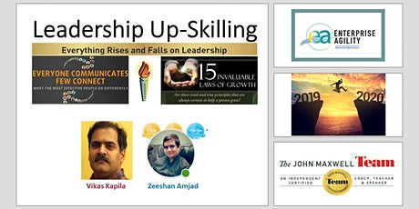 One Day Virtual Interactive Workshop - Leadership Up-Skilling tickets