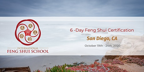 6-Day Feng Shui Certification in San Diego, CA tickets