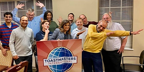 Carylina Toastmaster Weekly meeting tickets