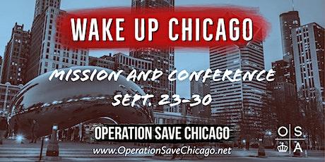 Wake Up Chicago! tickets
