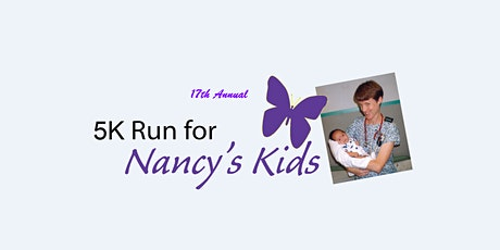 5K Run/Walk for Nancy's Kids 2020 tickets