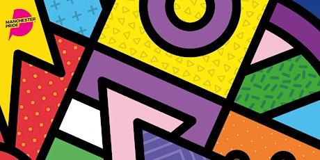 Manchester Pride: LGBTQ+ 55+ Listening Group tickets