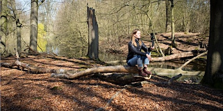 Online workshop bosbaden / Online workshop forest bathing tickets