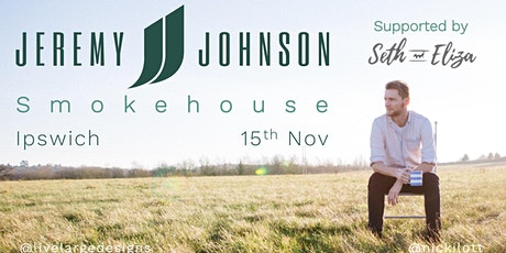 Jeremy Johnson @ The Smokehouse tickets