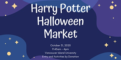 Harry Potter Halloween Market tickets