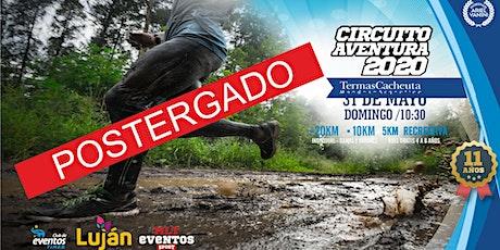 CIRCUITO AVENTURA 2020 entradas