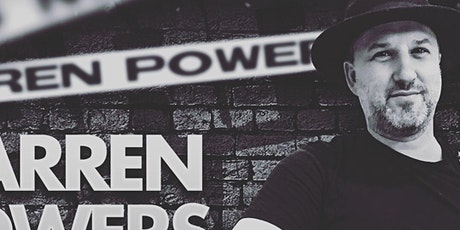 Darren Powers -album Launch -SEPT 27, 3pm show tickets