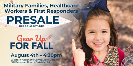 KCC SW Pittsburgh Military, Healthcare Workers, First Responders PreSale tickets