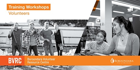 Volunteer Online Workshop: Mental Health in Uncertain Times tickets
