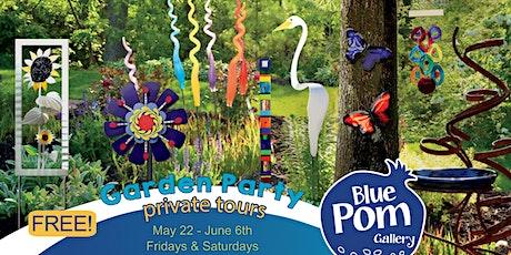 Garden Art Party tickets