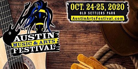2020 Austin Music & Arts Festival tickets