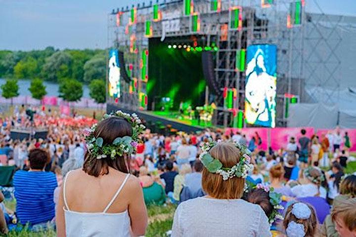 2021 Plano Dallas Music & Arts Festival at Myers Park image