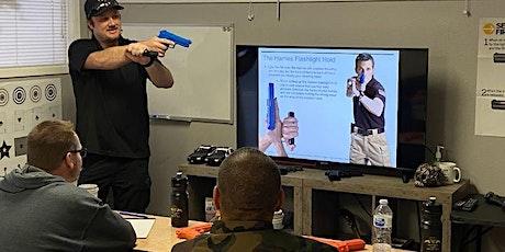 Home Defense-Basic Firearms-Pre CCW tickets